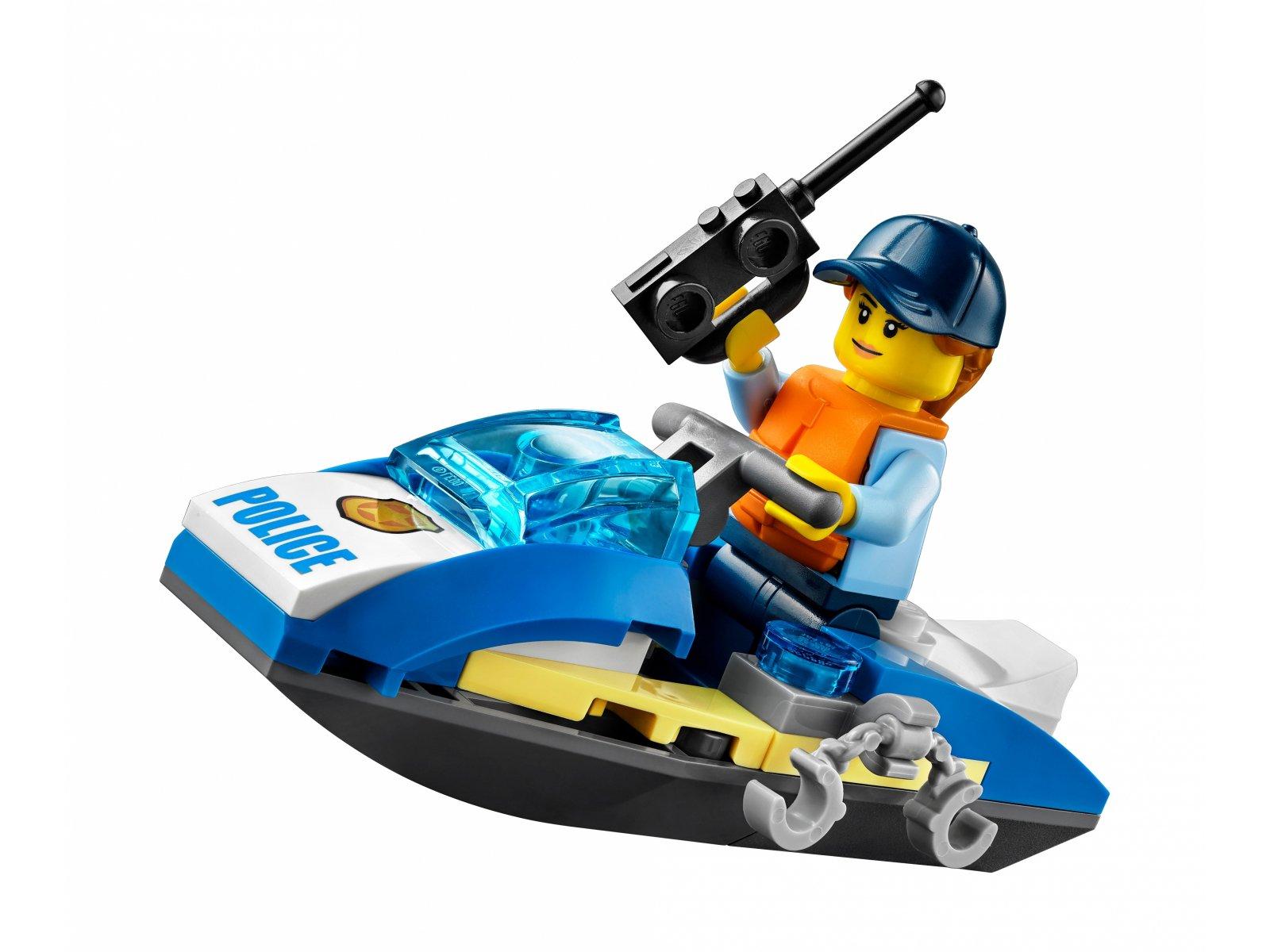 LEGO City 30567 Policyjny skuter wodny