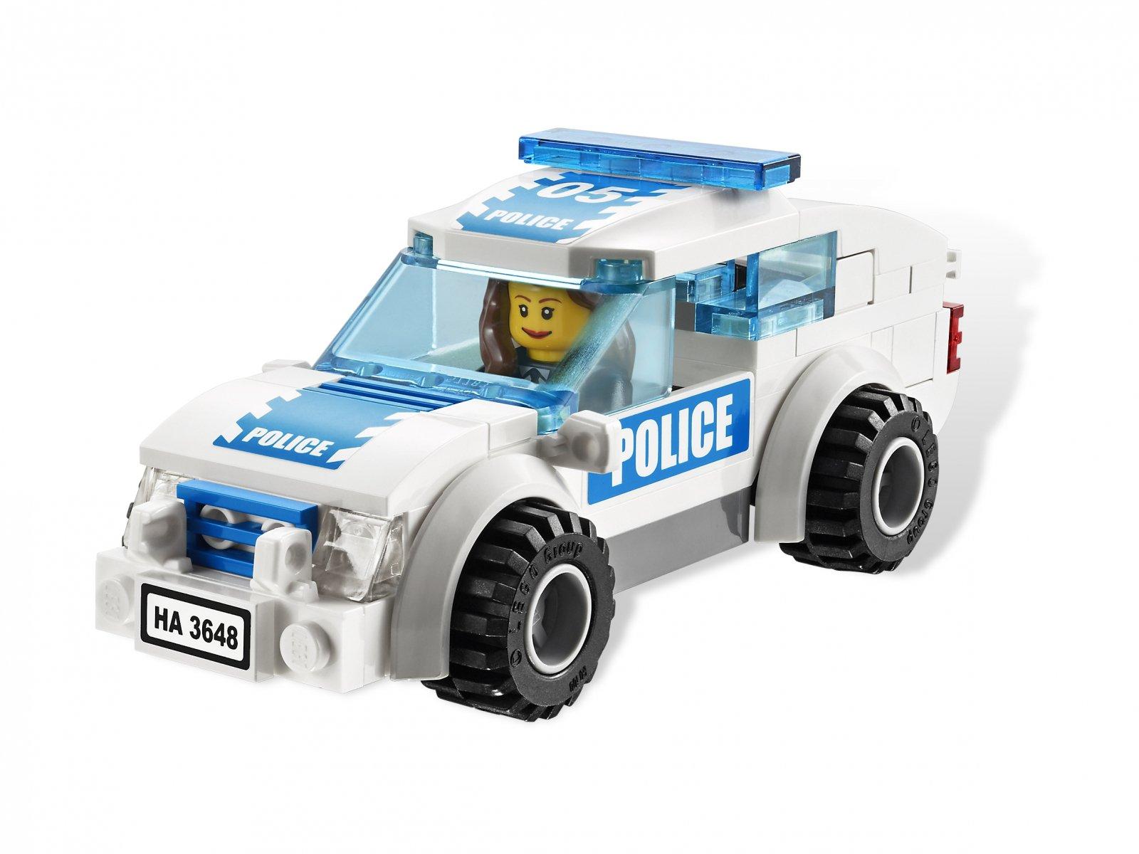 LEGO 3648 Police Chase