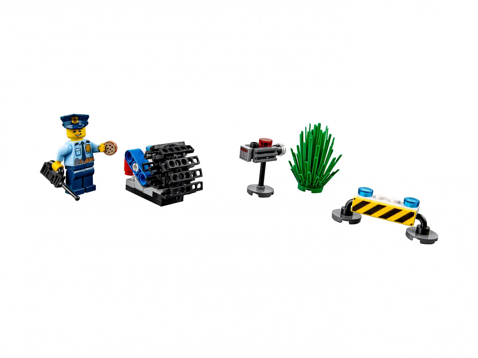LEGO City 40175 City Police Mission Pack