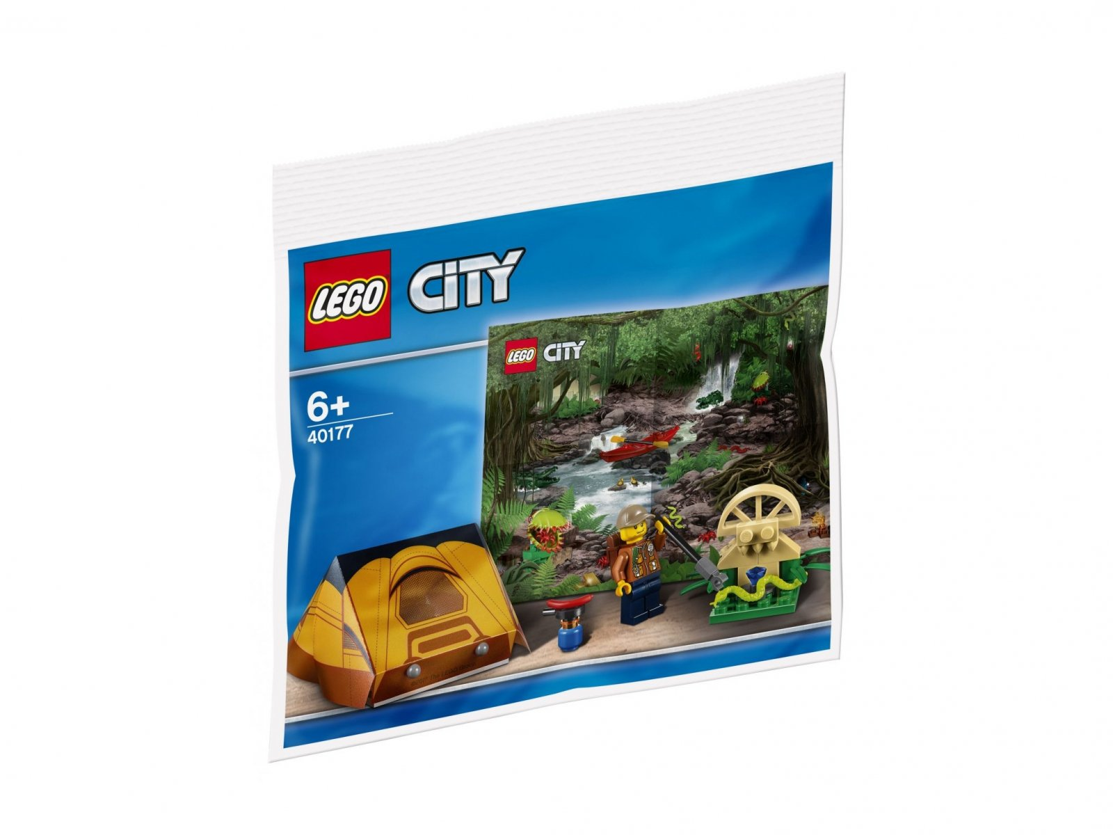 LEGO City City Jungle Explorer Kit 40177