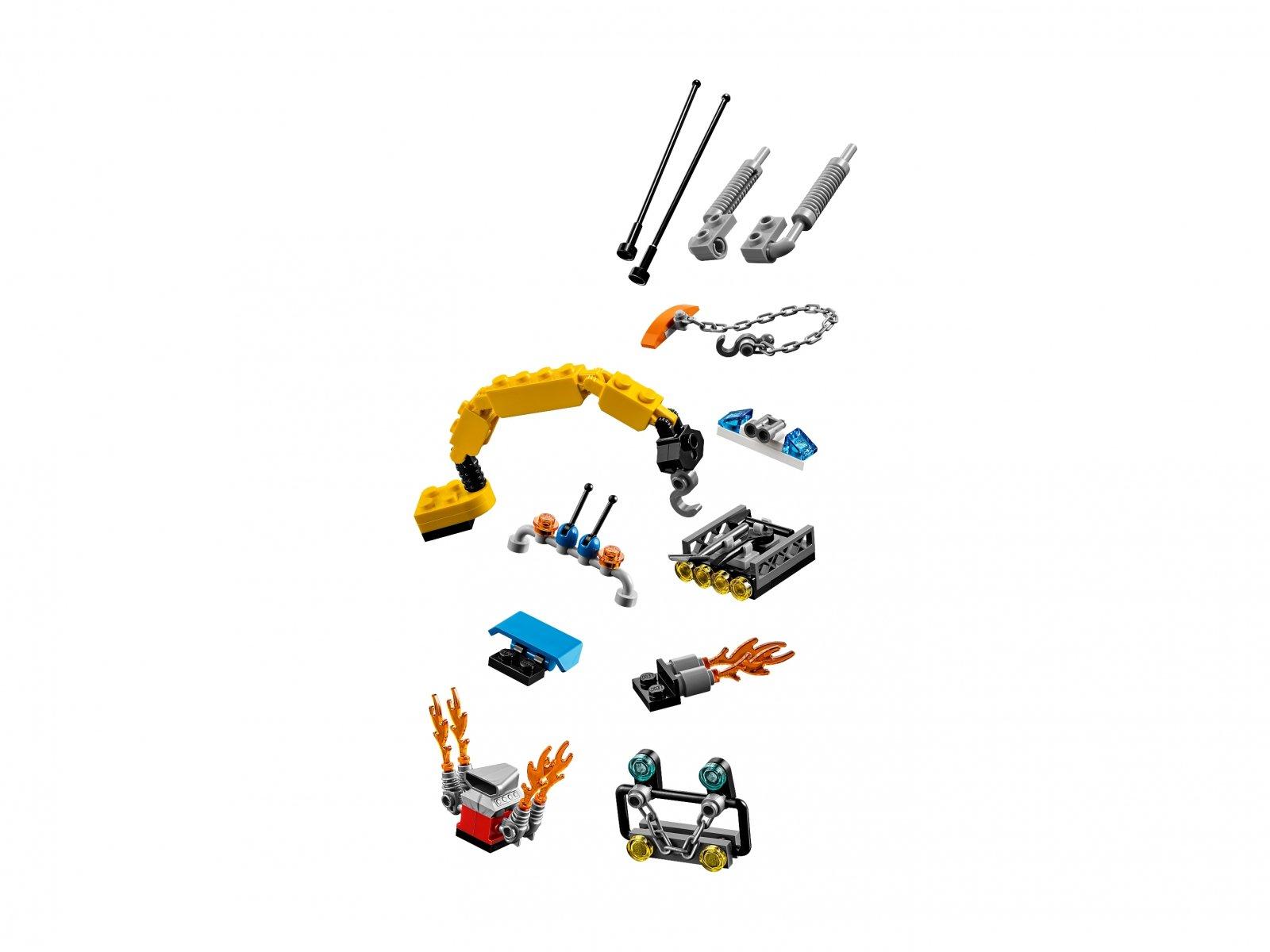 LEGO City Lepsze pojazdy LEGO City