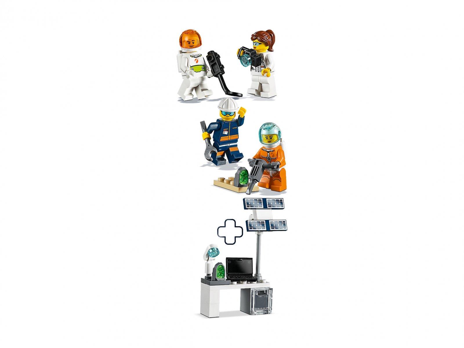 LEGO 40345 Zestaw minifigurek - LEGO® City 2019