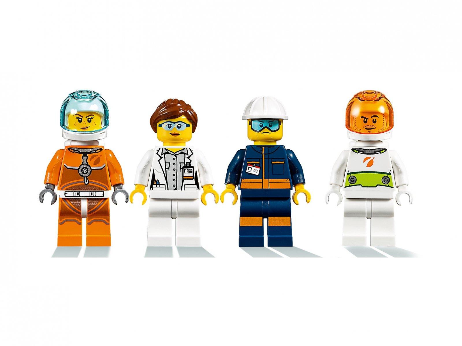 LEGO City 40345 Zestaw minifigurek - LEGO® City 2019