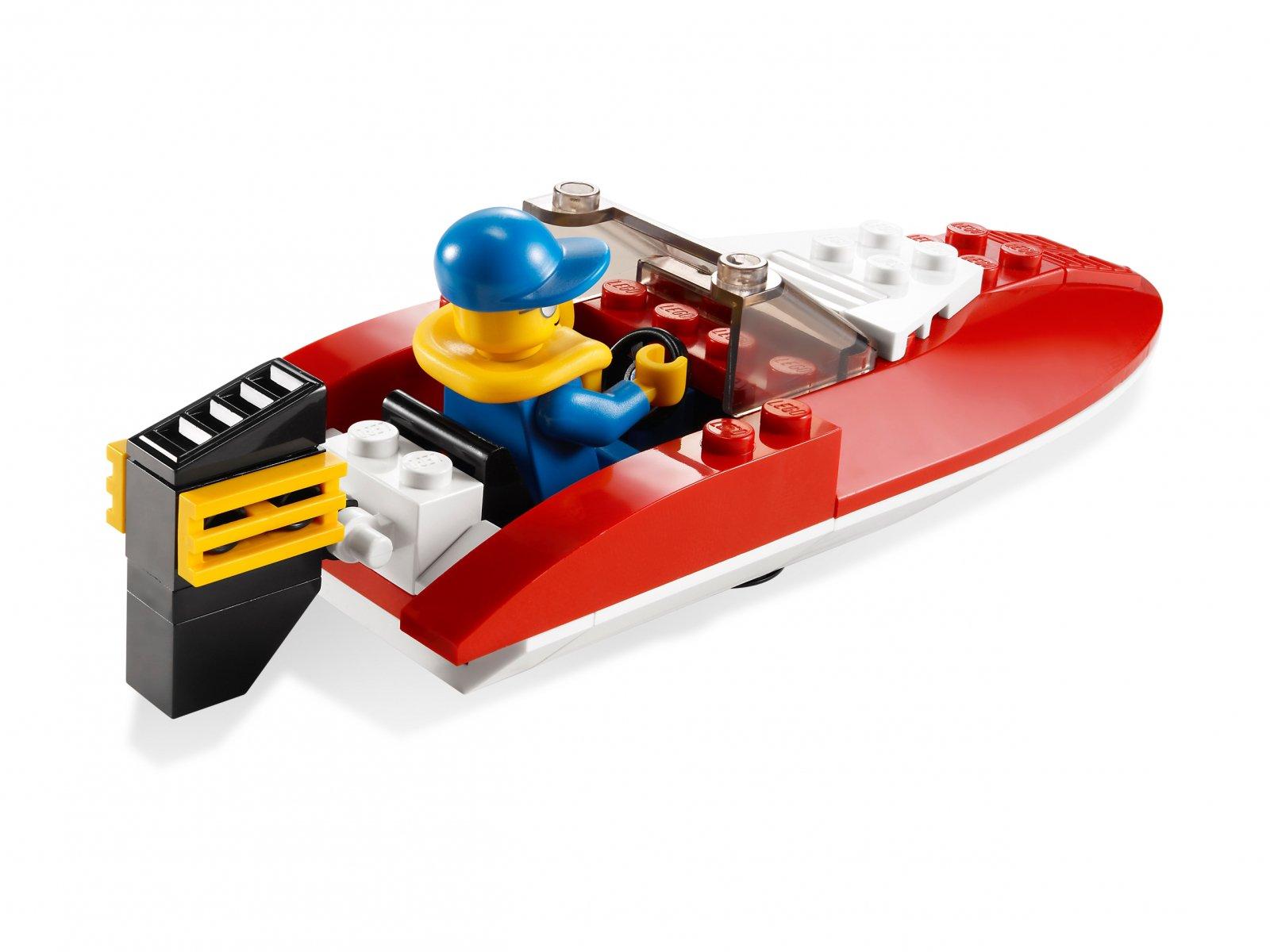 LEGO 4641 Łódź wyścigowa