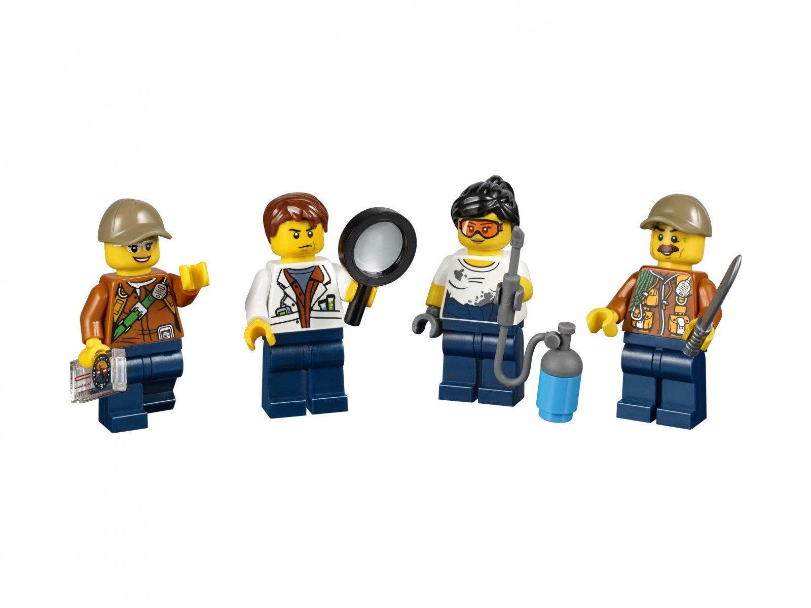 LEGO 5004940 Bricktober - zestaw minifigurek