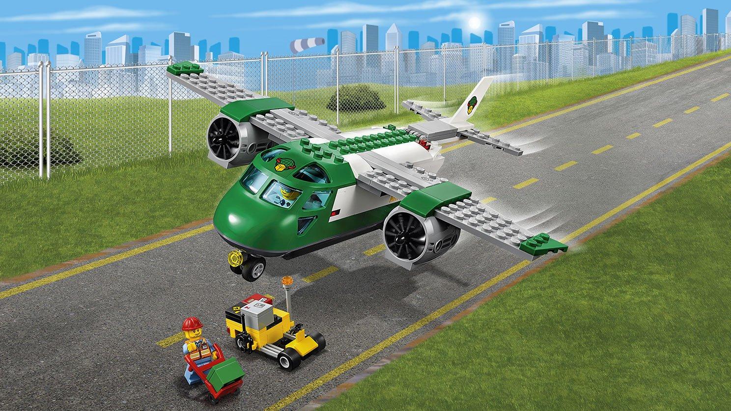 LEGO 60101 Samolot transportowy