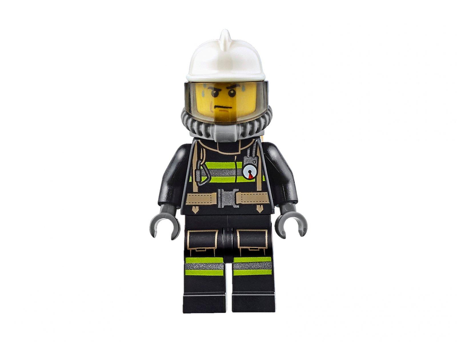 Lego 60110 City Remiza Strażacka Zklockówpl