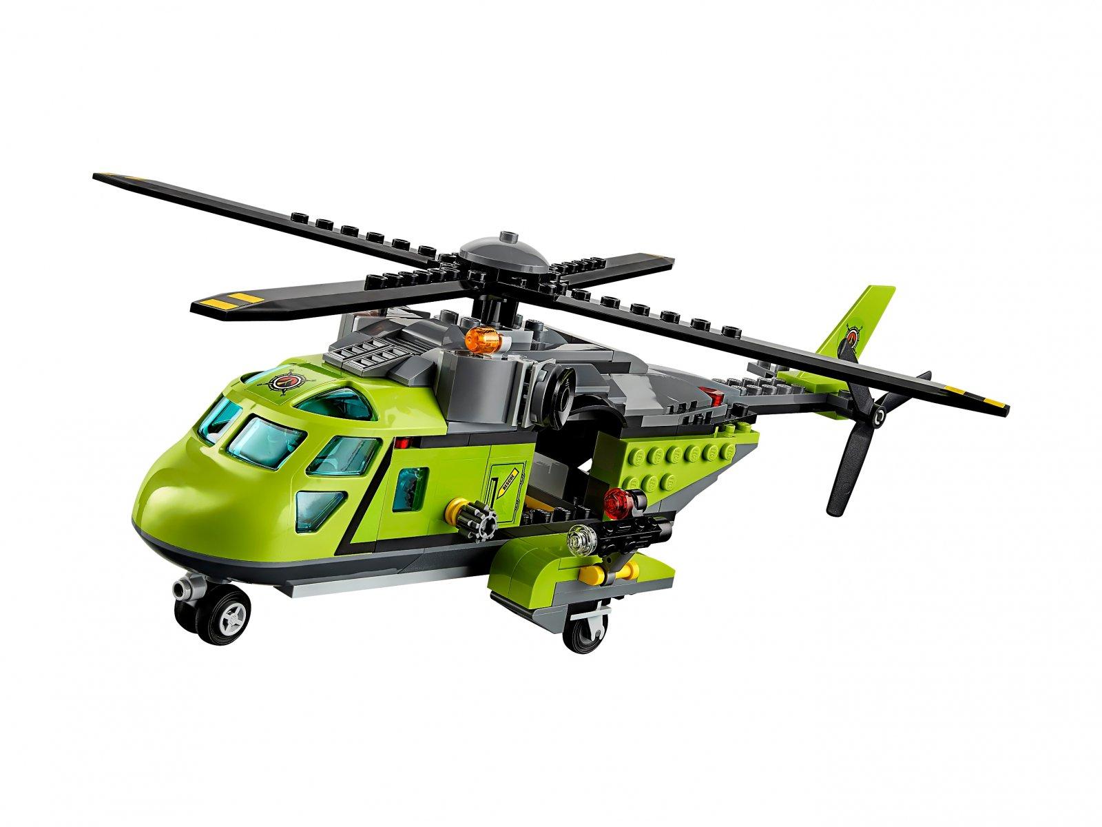 LEGO City Helikopter dostawczy