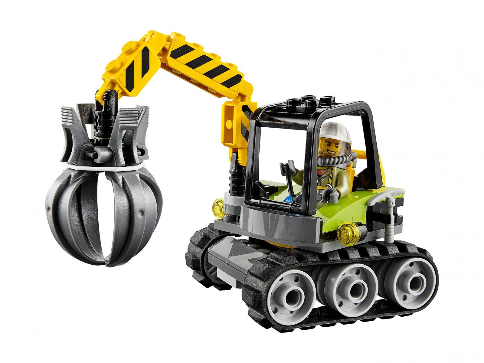 LEGO 60123 City Helikopter dostawczy