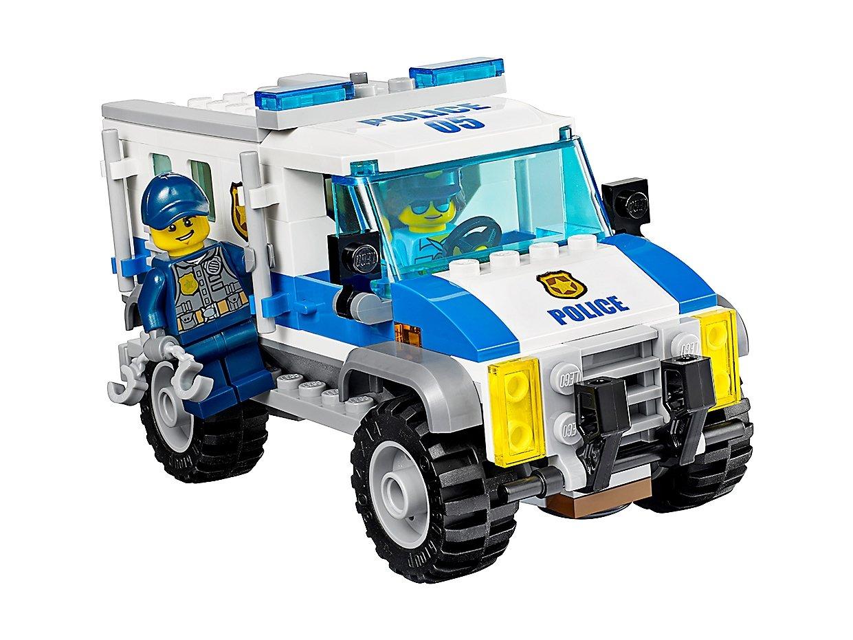 LEGO 60140 Włamanie buldożerem