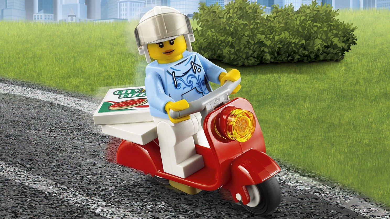 Lego 60150 City Foodtruck Z Pizzą Zklockówpl