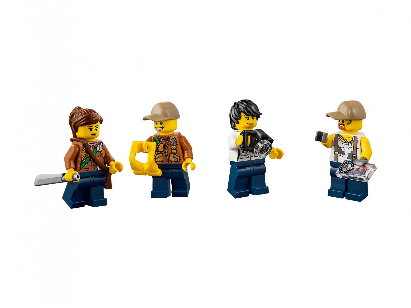 LEGO 60160 Mobilne laboratorium