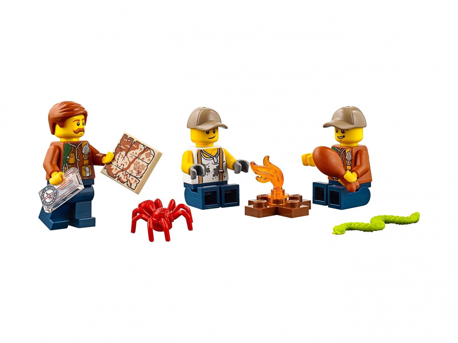 LEGO 60161 Baza w dżungli