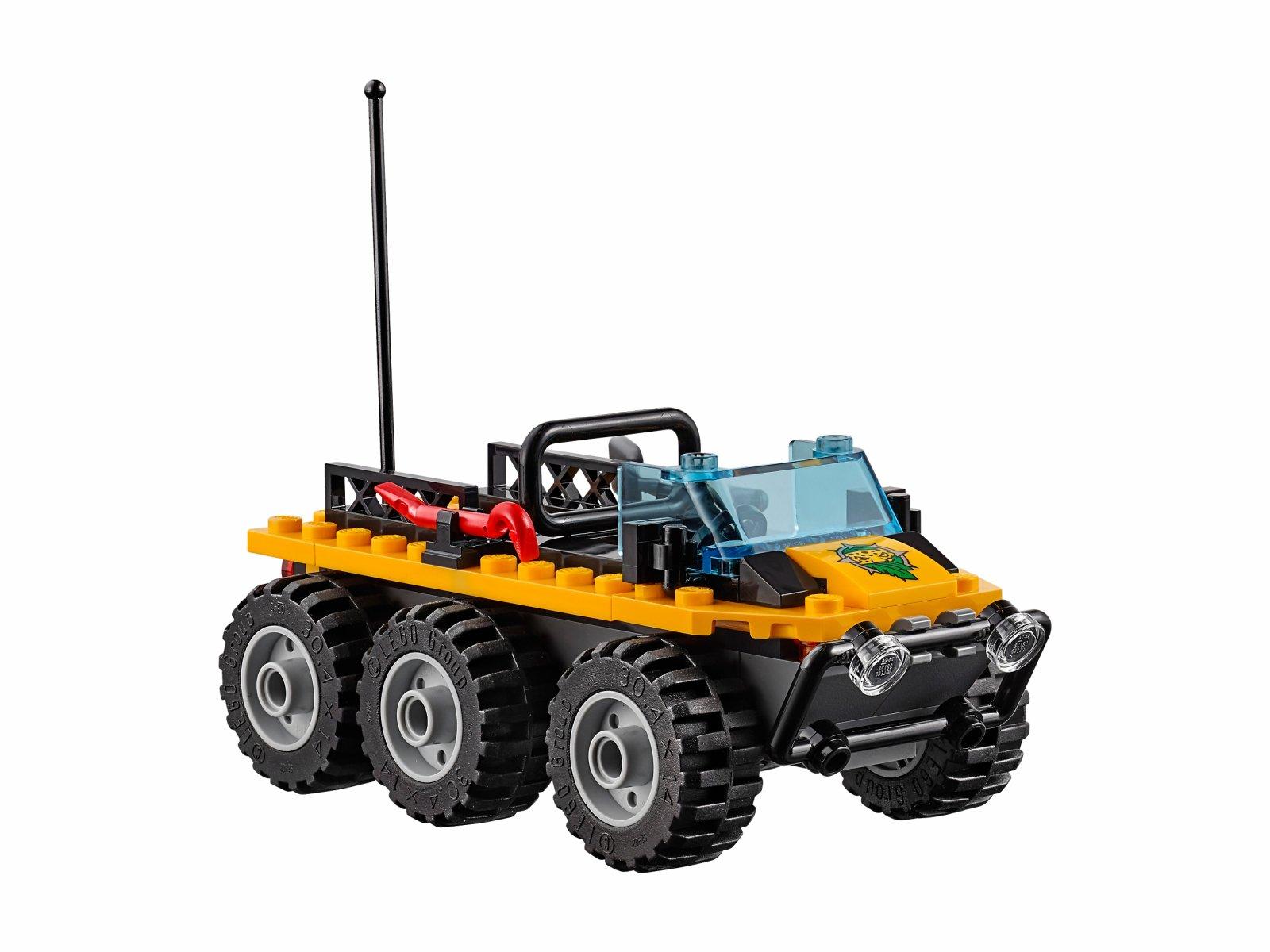LEGO 60161 City Baza w dżungli
