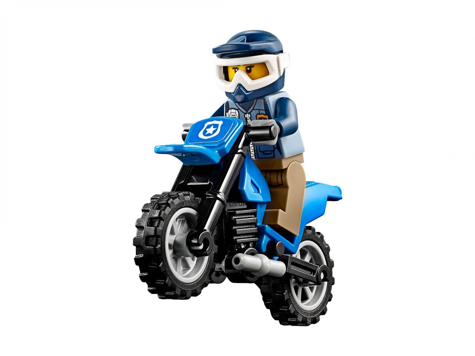 LEGO City Pościg górską drogą