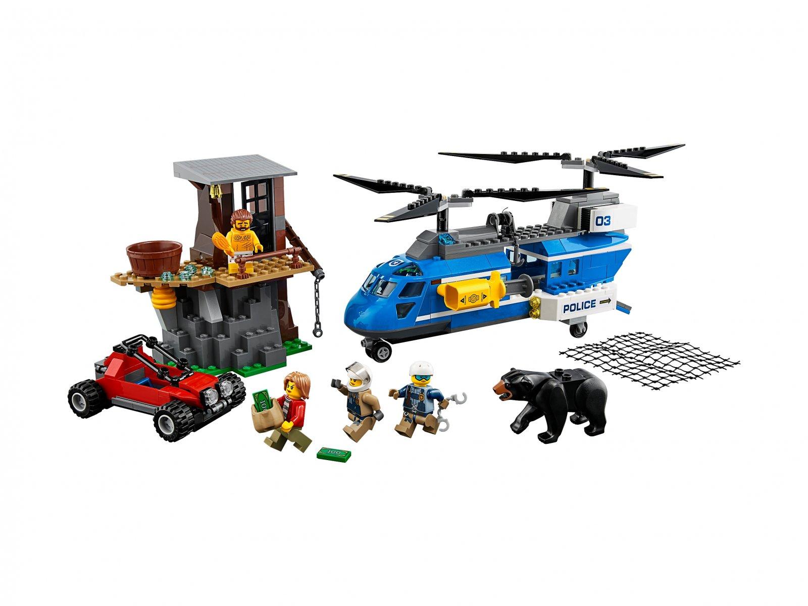LEGO 60173 Aresztowanie w górach