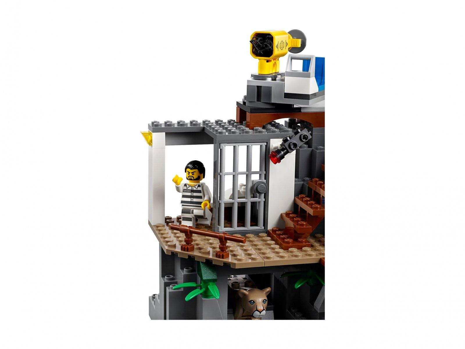 Lego 60174 City Górski Posterunek Policji Zklockówpl