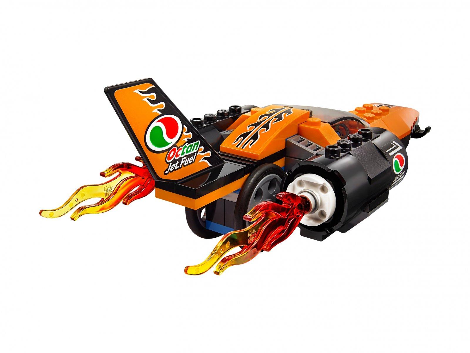 LEGO City Wyścigowy samochód 60178