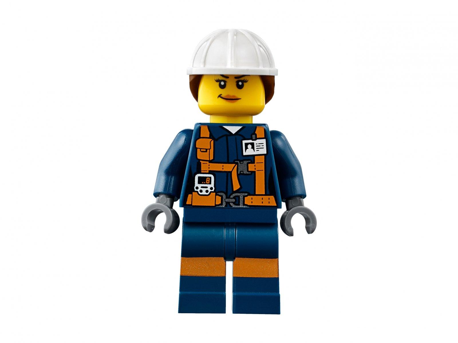 LEGO City Ekipa górnicza