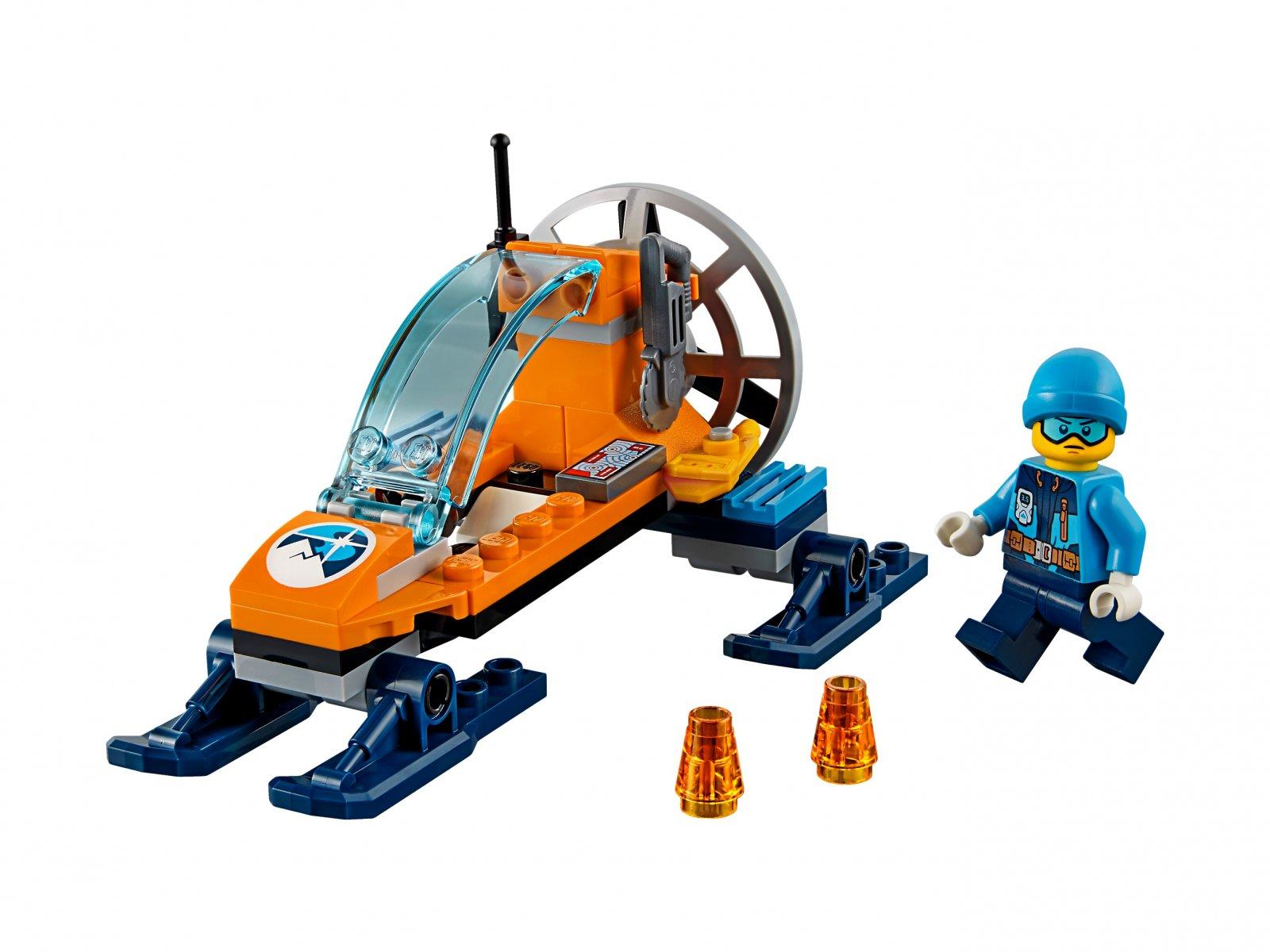 LEGO City Arktyczny ślizgacz