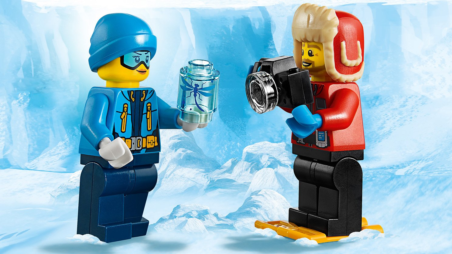 LEGO 60191 City Arktyczny zespół badawczy