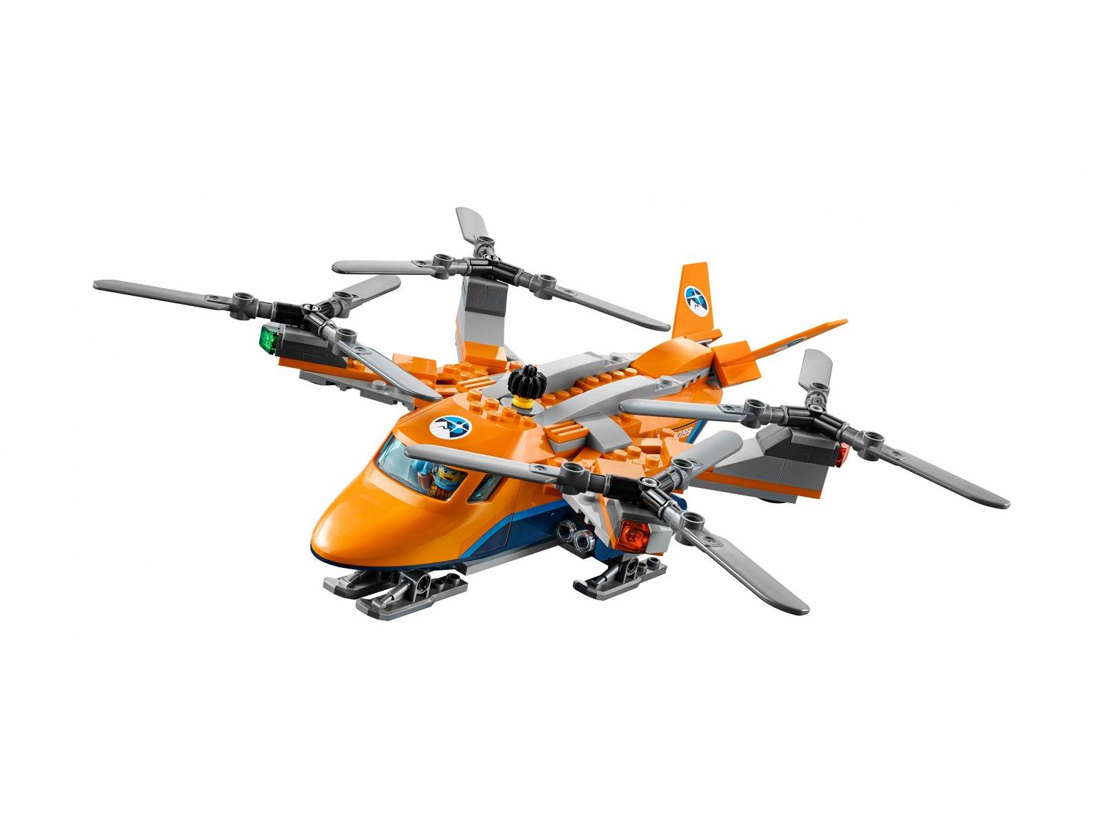 LEGO City Arktyczny transport powietrzny