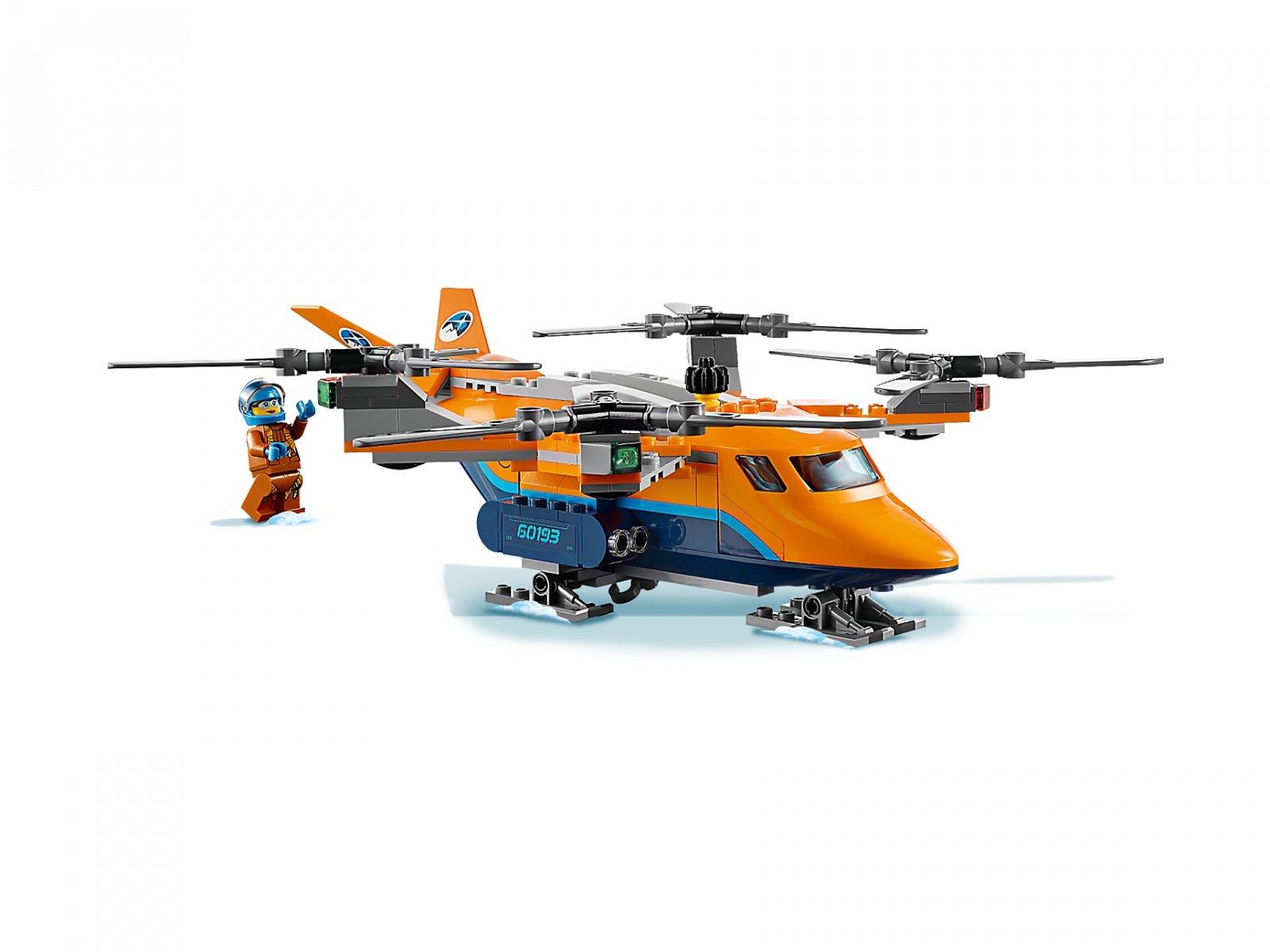 LEGO City Arktyczny transport powietrzny 60193