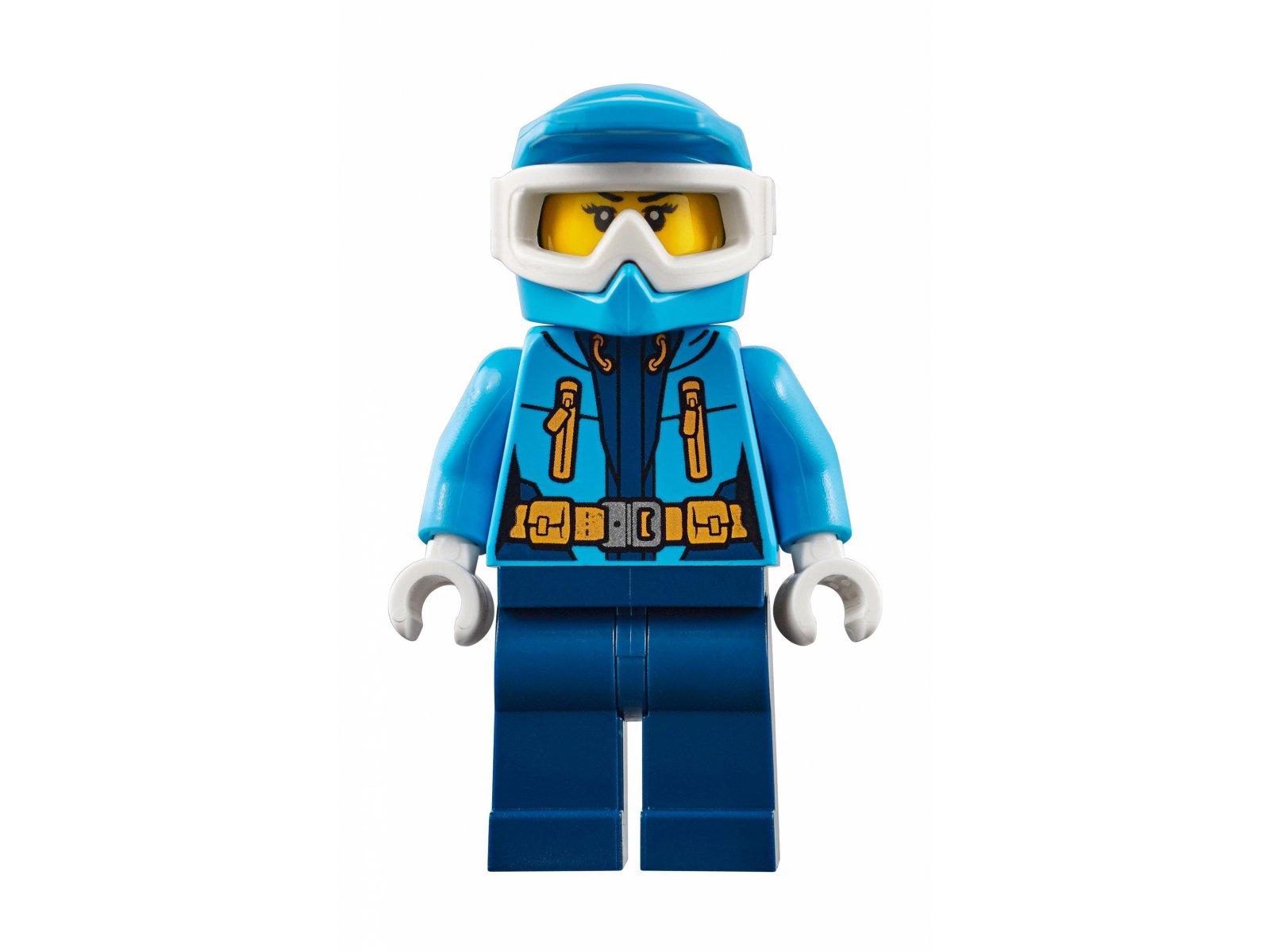 Lego 60195 City Arktyczna Baza Mobilna Zklockówpl