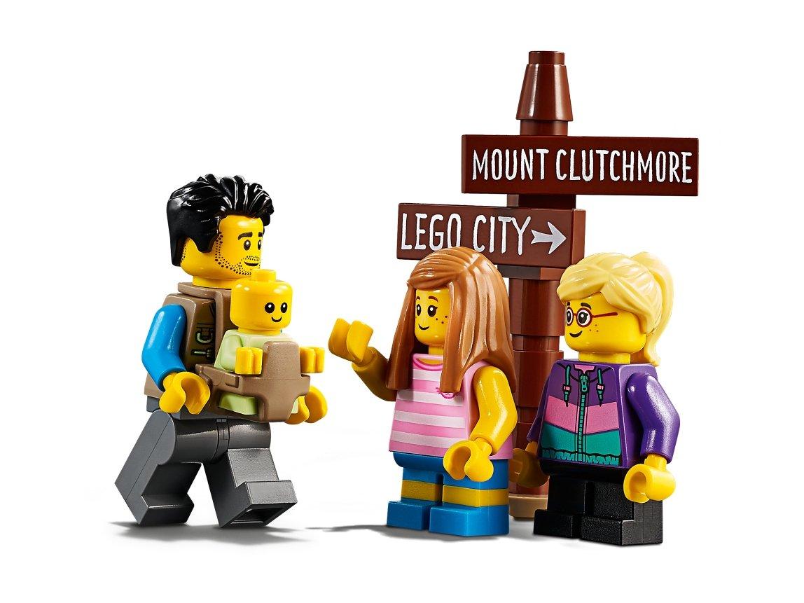 Lego 60202 - Lego City 60202 Niesamowite przygody - zdjęcie 9