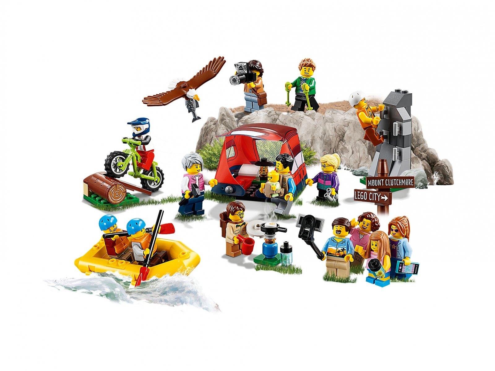 LEGO 60202 - LEGO City 60202 Niesamowite przygody - zdjęcie 3