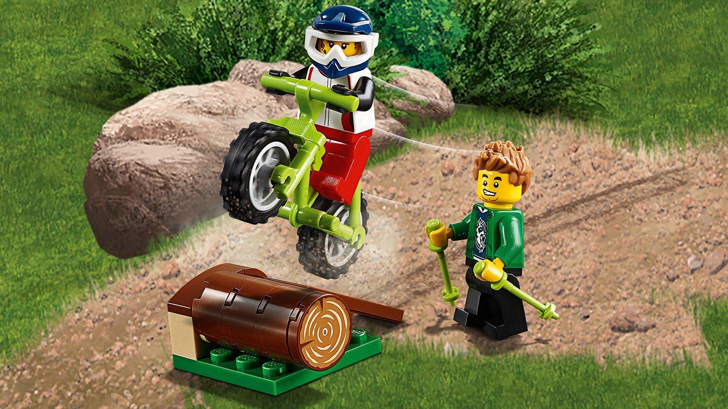 LEGO City Niesamowite przygody
