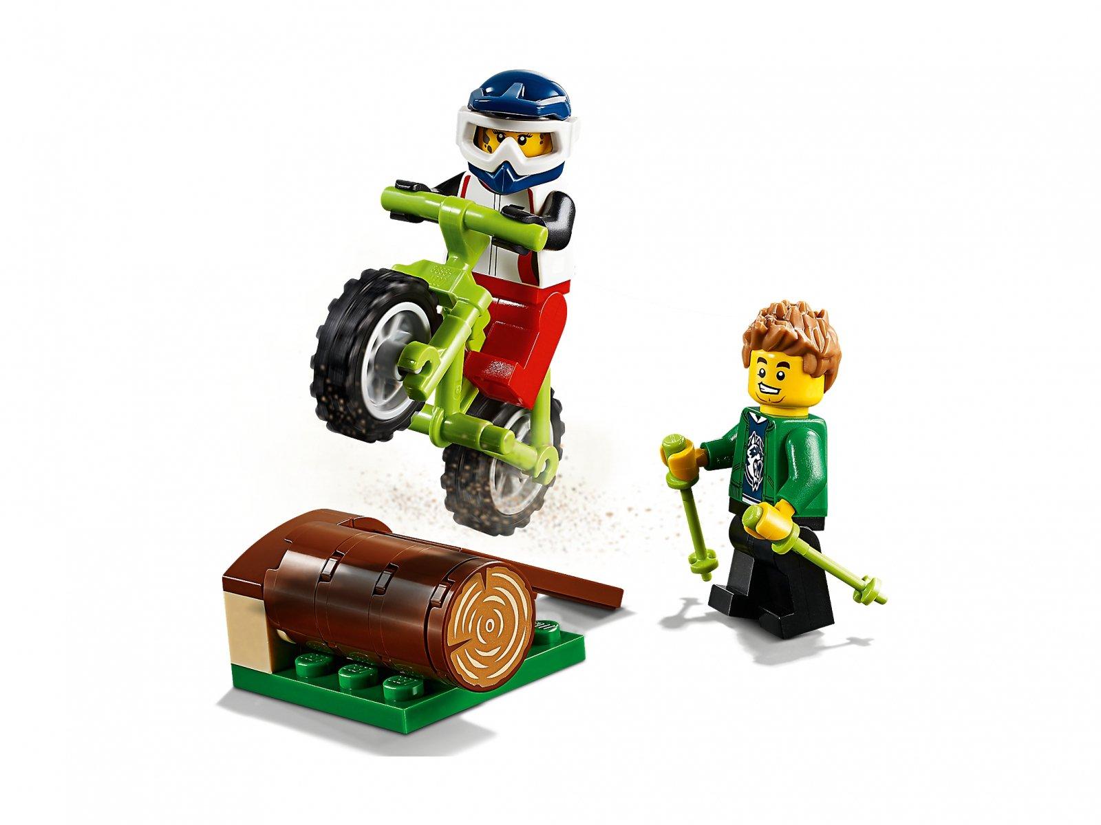 LEGO 60202 - LEGO City 60202 Niesamowite przygody - zdjęcie 4