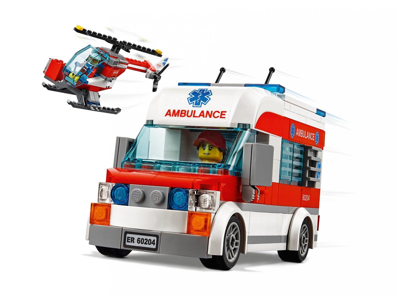LEGO City Szpital 60204