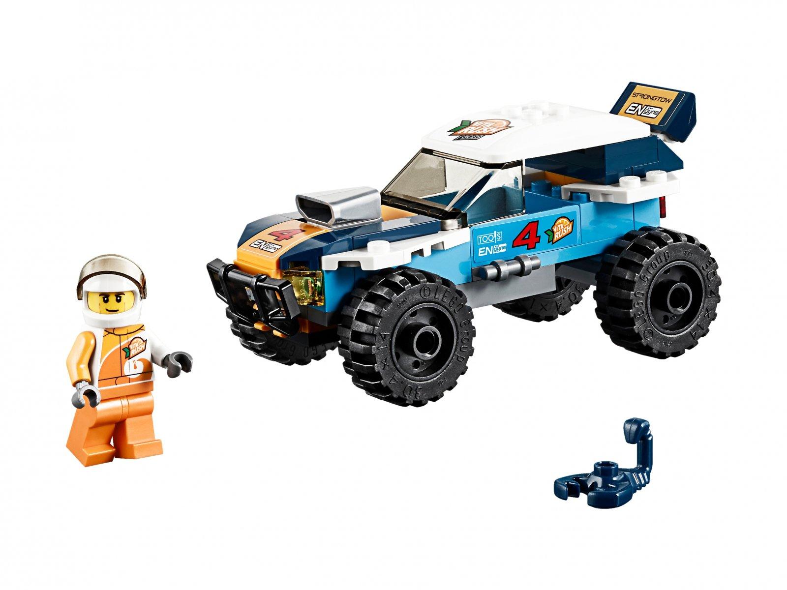 LEGO 60218 City Pustynna wyścigówka