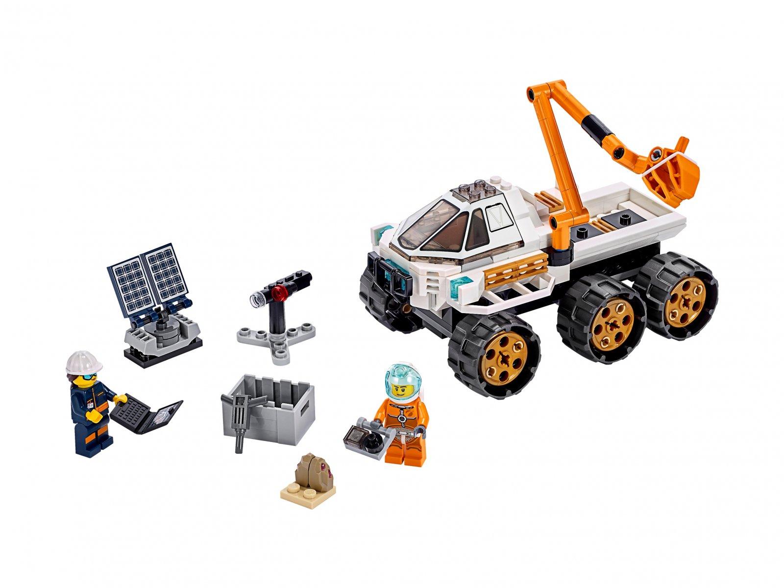 LEGO City Jazda próbna łazikiem 60225