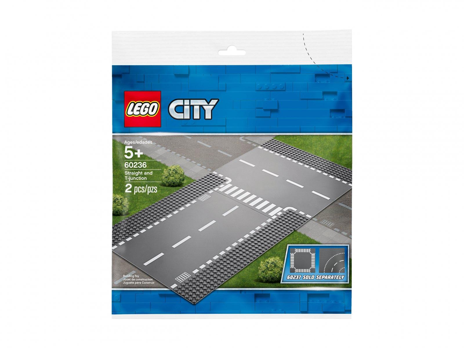 LEGO City Ulica i skrzyżowanie