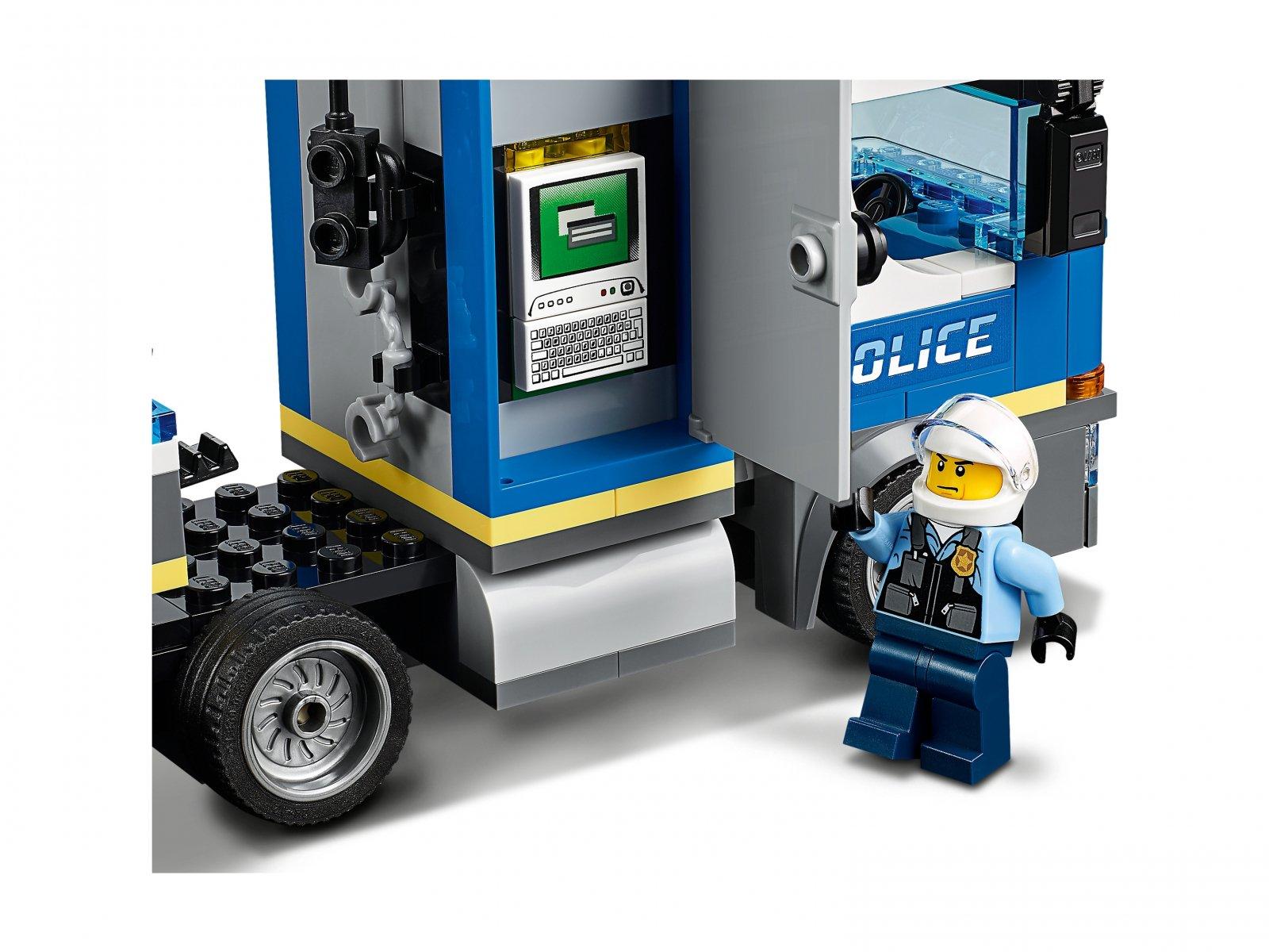 LEGO 60244 Laweta helikoptera policyjnego