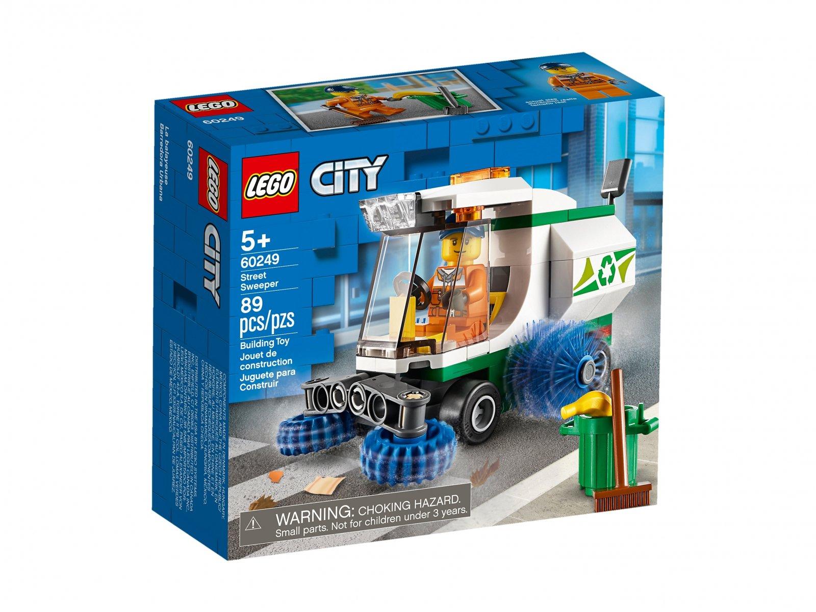 LEGO 60249 Zamiatarka