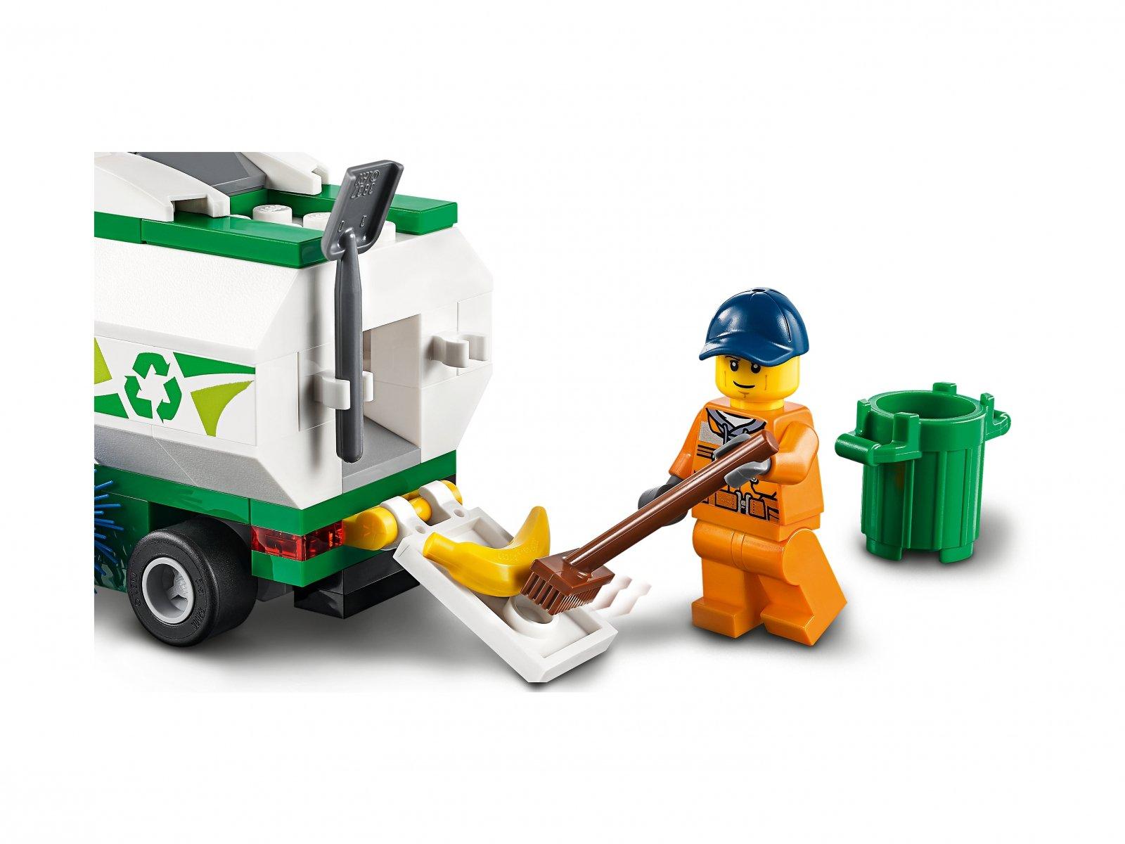 LEGO 60249 City Zamiatarka