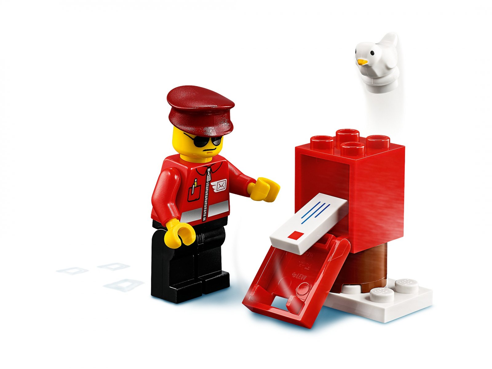 LEGO 60250 Samolot pocztowy