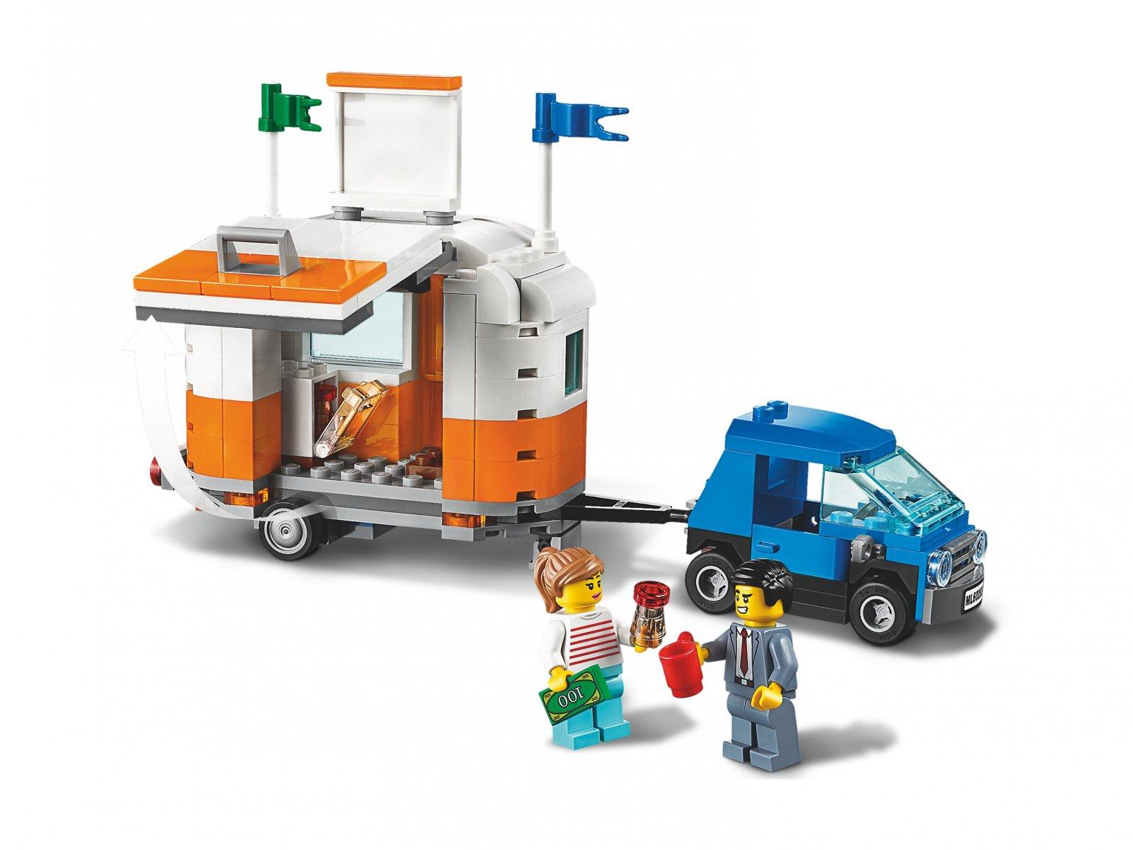 LEGO 60258 City Warsztat tuningowy