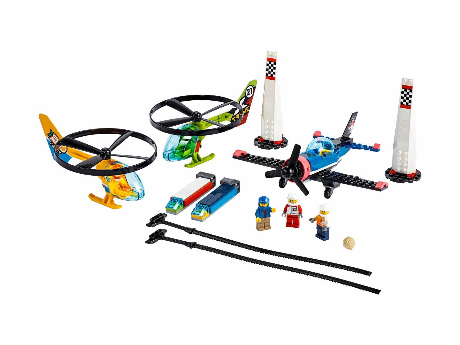 LEGO 60260 City Powietrzny wyścig