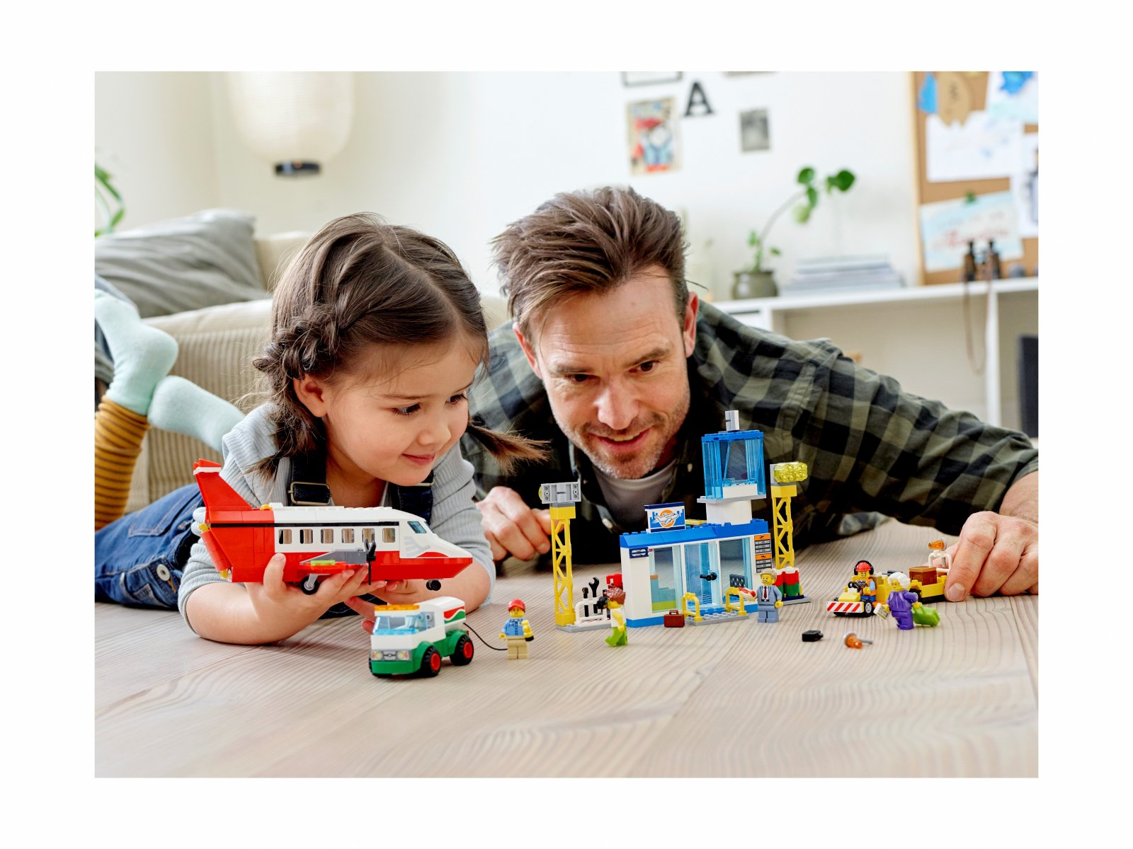 LEGO 60261 City Centralny port lotniczy