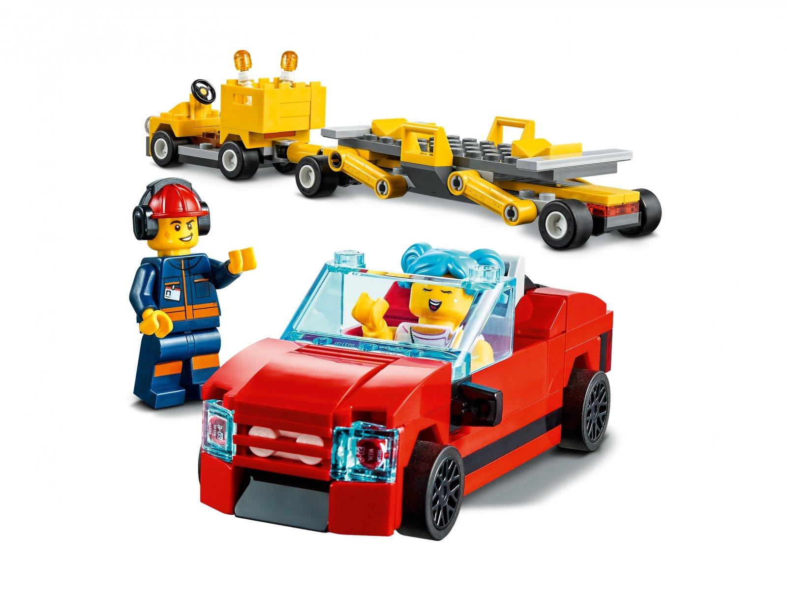 LEGO City Samolot pasażerski 60262