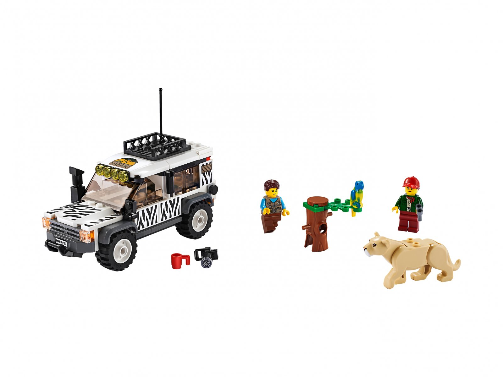 LEGO 60267 Terenówka na safari