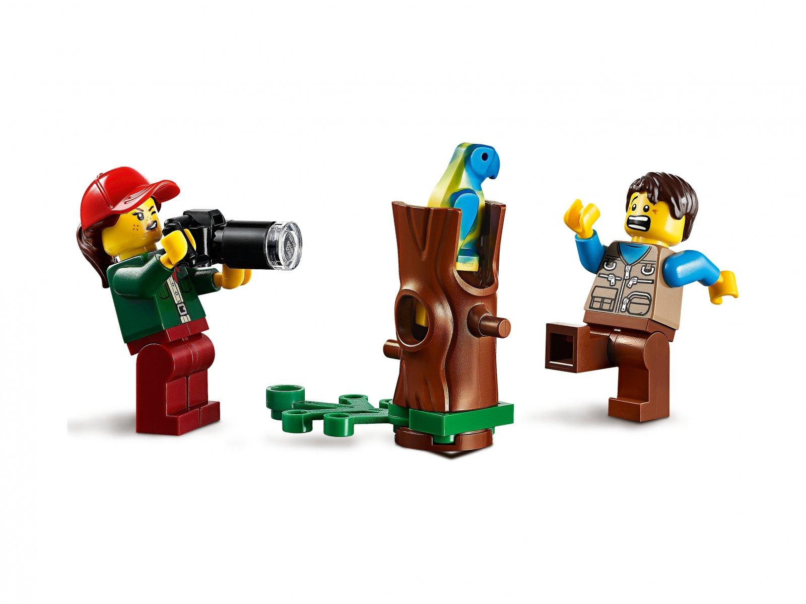 LEGO City 60267 Terenówka na safari