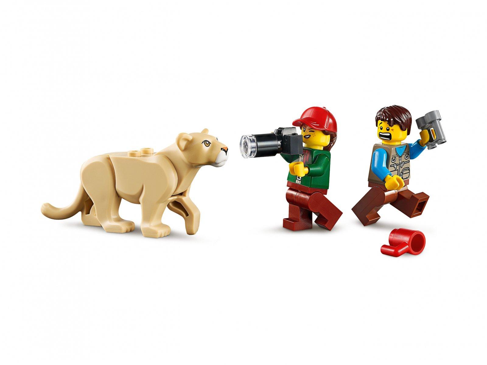 LEGO 60267 City Terenówka na safari