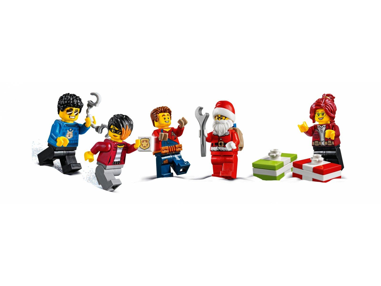 LEGO 60268 Kalendarz adwentowy