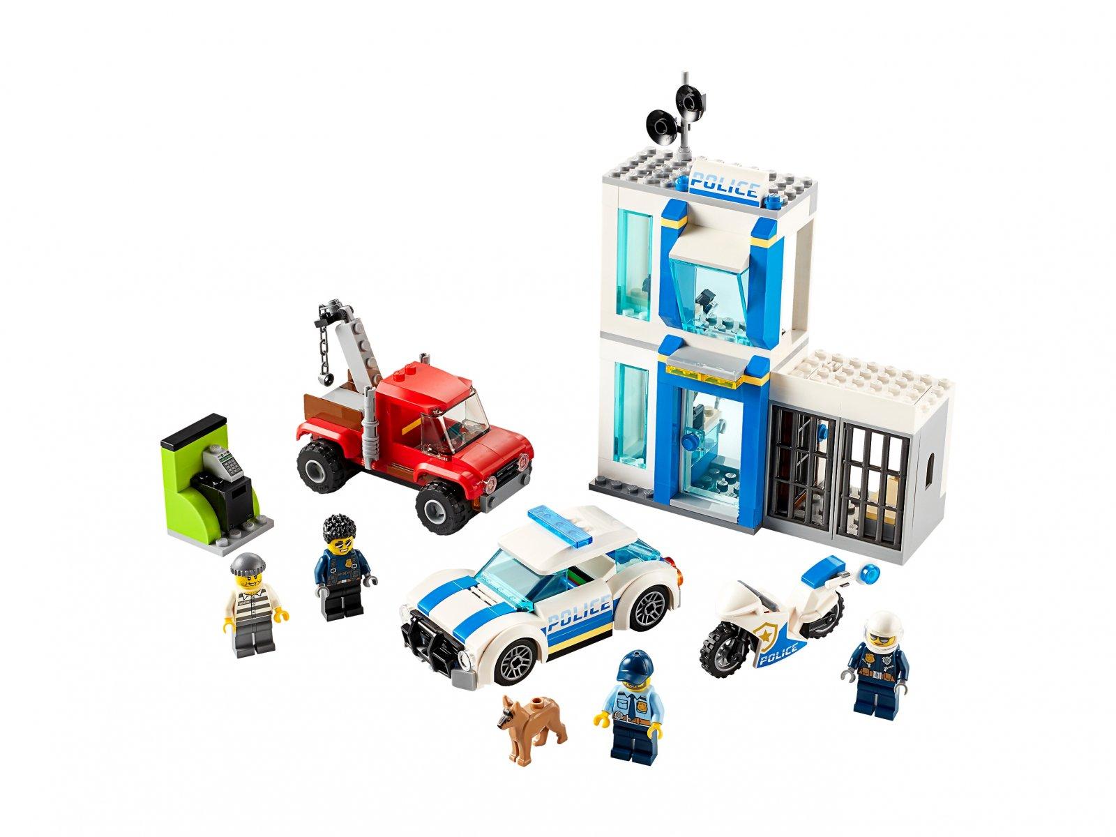 LEGO 60270 City Policyjny zestaw klocków