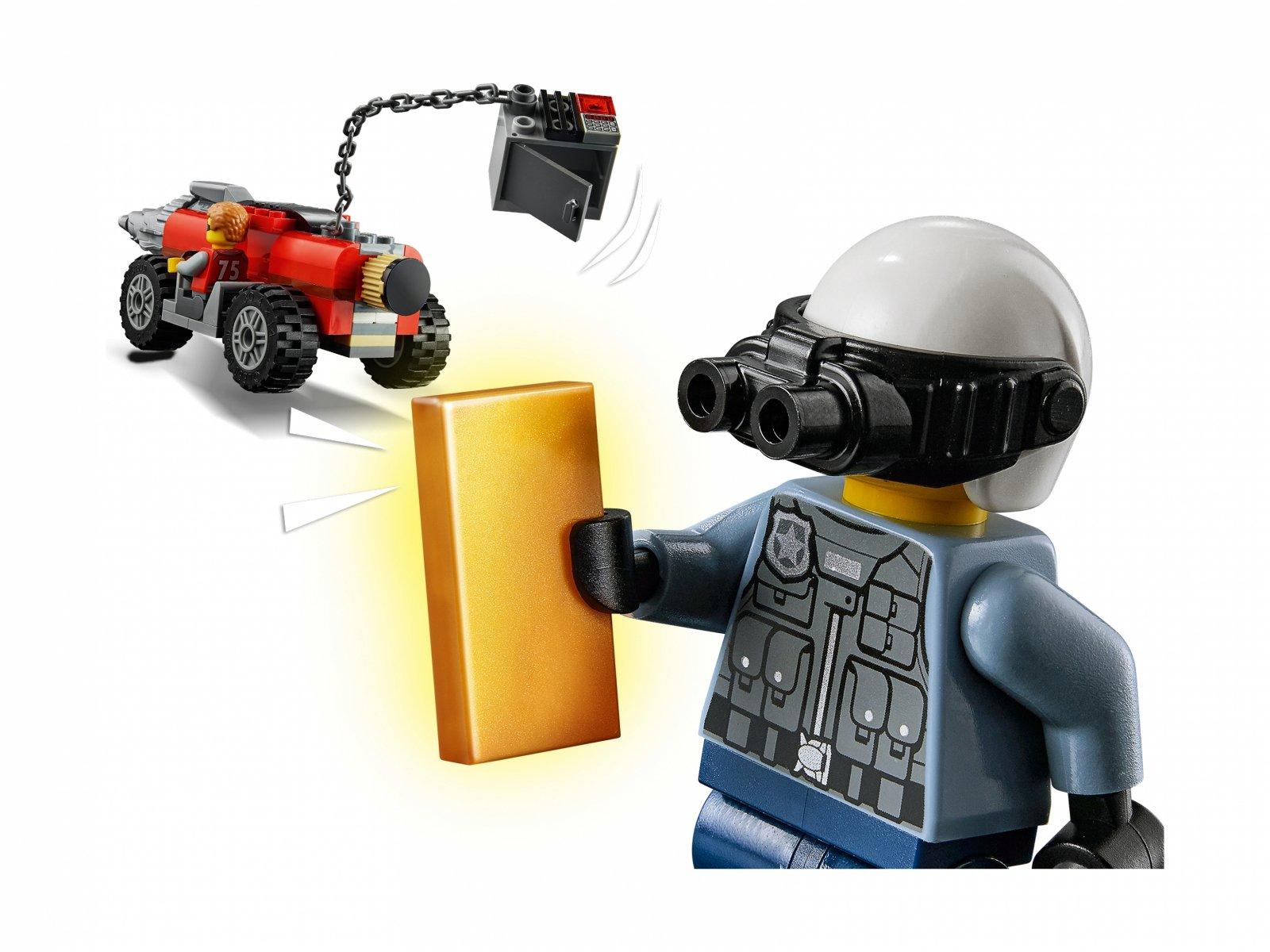 LEGO 60273 City Policyjny pościg za wiertnicą